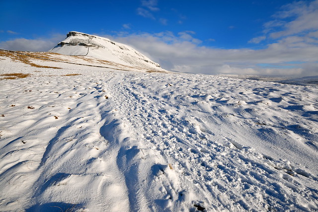 Winter in the Dales