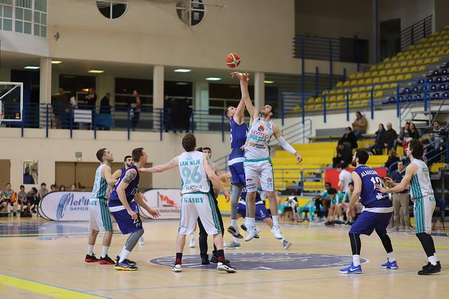 JORNADA 22 | Club Melilla Baloncesto - Levitec Huesca