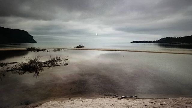 Lake Superior. #ridingthroughwalls #xcanadabikeride #googlestreetview #ontario