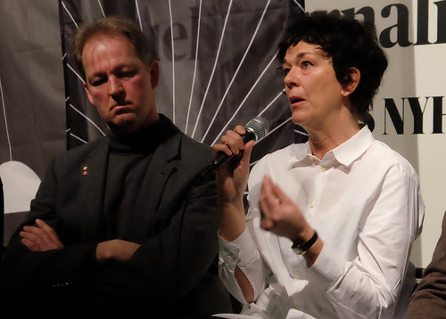 Niklas Nåbo och Helena Persson
