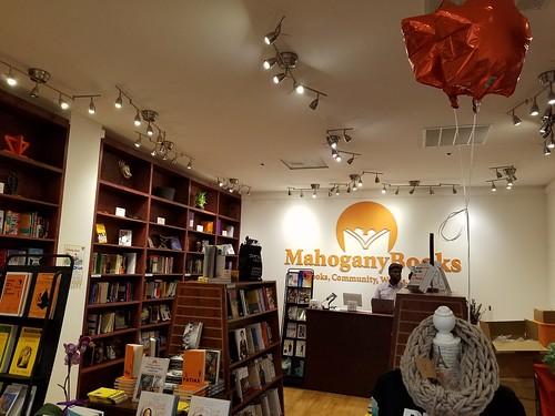 Mahogany Books