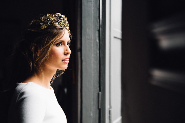 La Champanera blog de bodas - Vestido Rosa Clará - La Mar Studio Foto 3