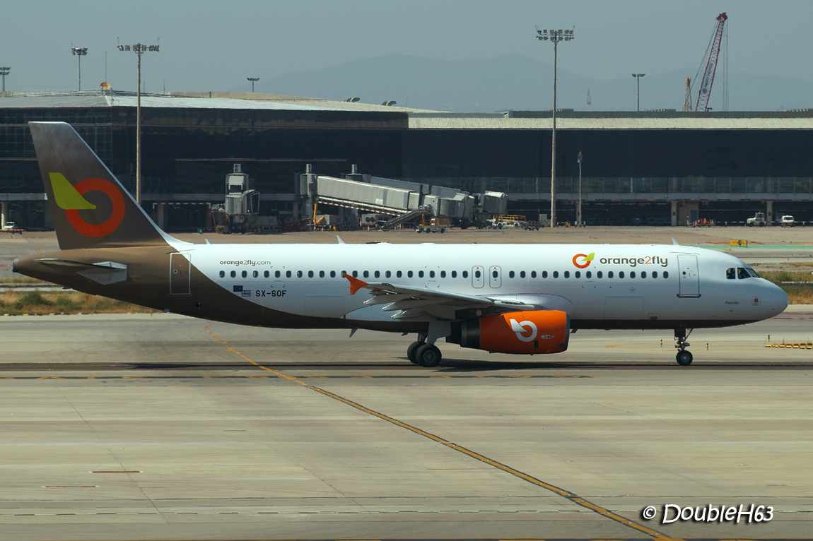 SX-SOF A320 BCN