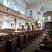 Holy Trinity Clapham   Nave   Clapham Common   Feb 2018-11