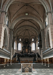 The High Cathedral of Saint Peter - Trier, Germany