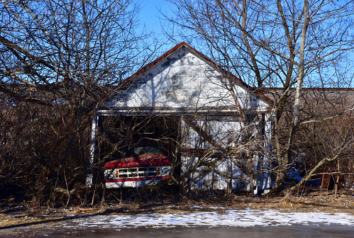 Old Dodge Garage