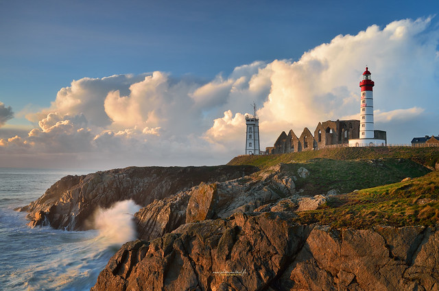 Phare de Saint Mathieux