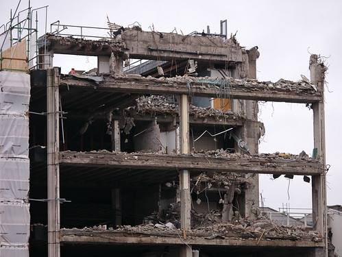 ESB HQ redevelopment