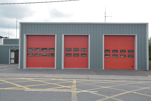 Galway County Fire Service Mountbellew Fire Station