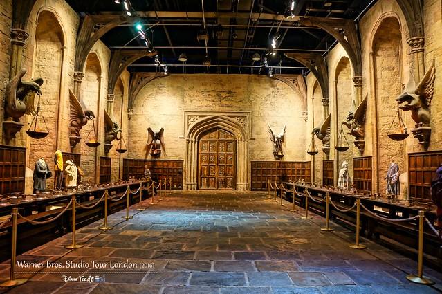 The Making of Harry Potter Studio Tour London 10