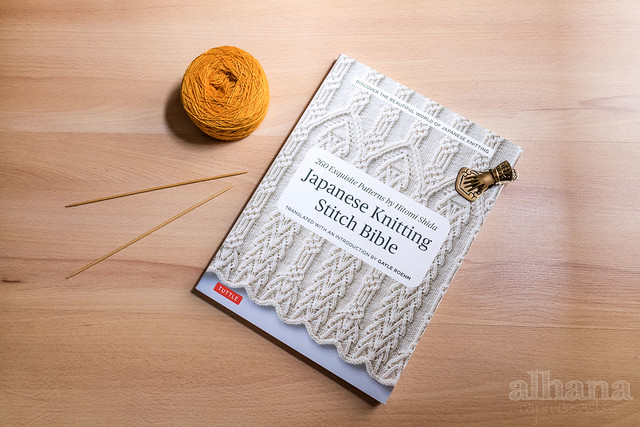 Japanese Knitting Bible