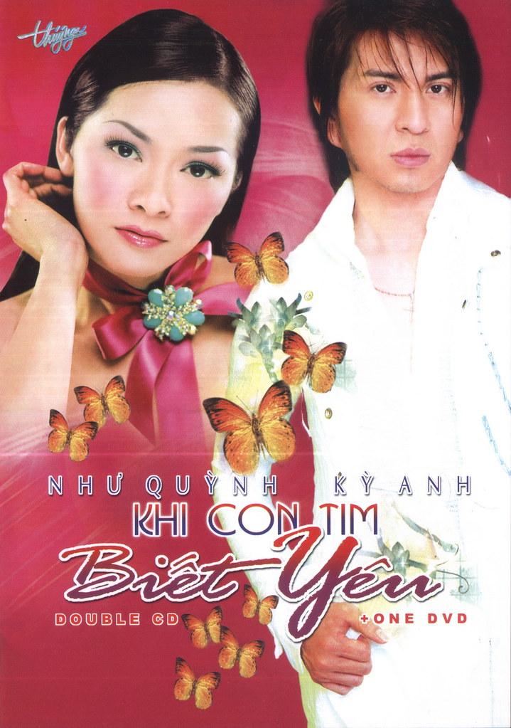 [Ca Nhạc] Như Quỳnh, Kỳ Anh - Khi Con Tim Biết Yêu (2007) [DVD.ISO]