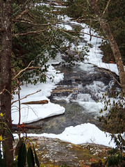 Falls on Looking Glass River (2)