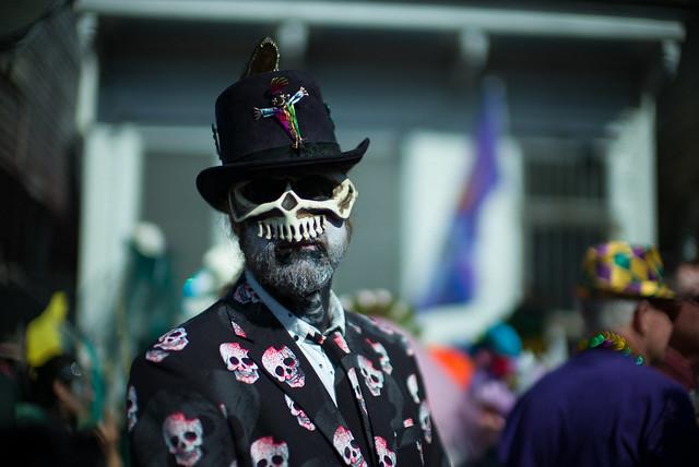 Faces of Mardi Gras 8