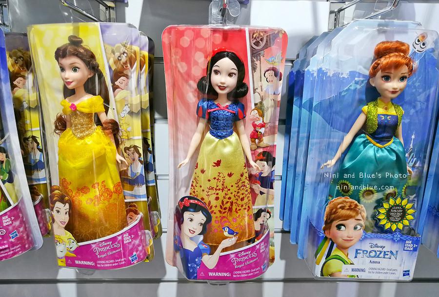 台中逢甲 迪士尼專賣 冰雪奇緣09