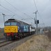 Class 90 off to Crewe