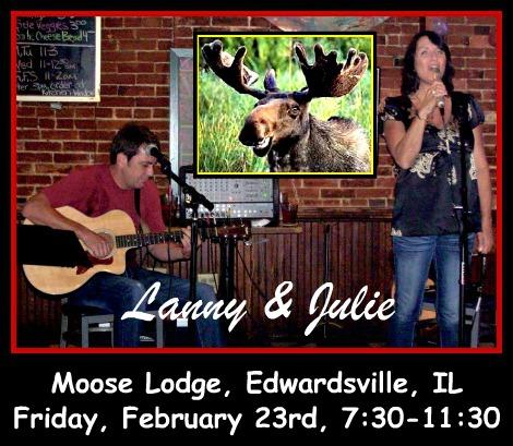 Lanny & Julie 2-23-18
