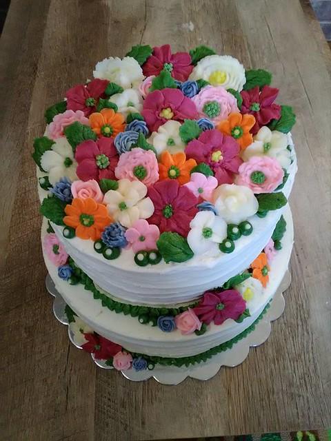 Cake by Sugar Bee Bakery