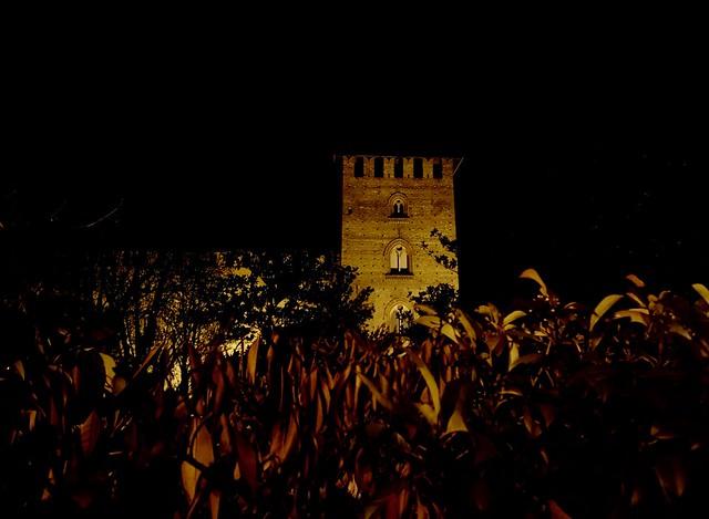 Pavia - Torre del Castello