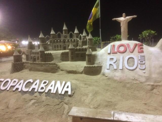 copacabana 4 obiective turistice rio de janeiro