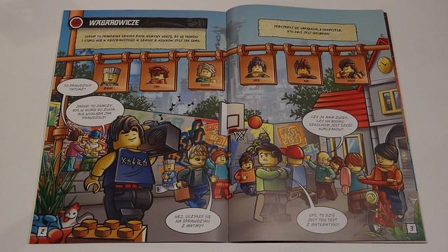 RECENZJA Garmagedon w Ninjago City 2
