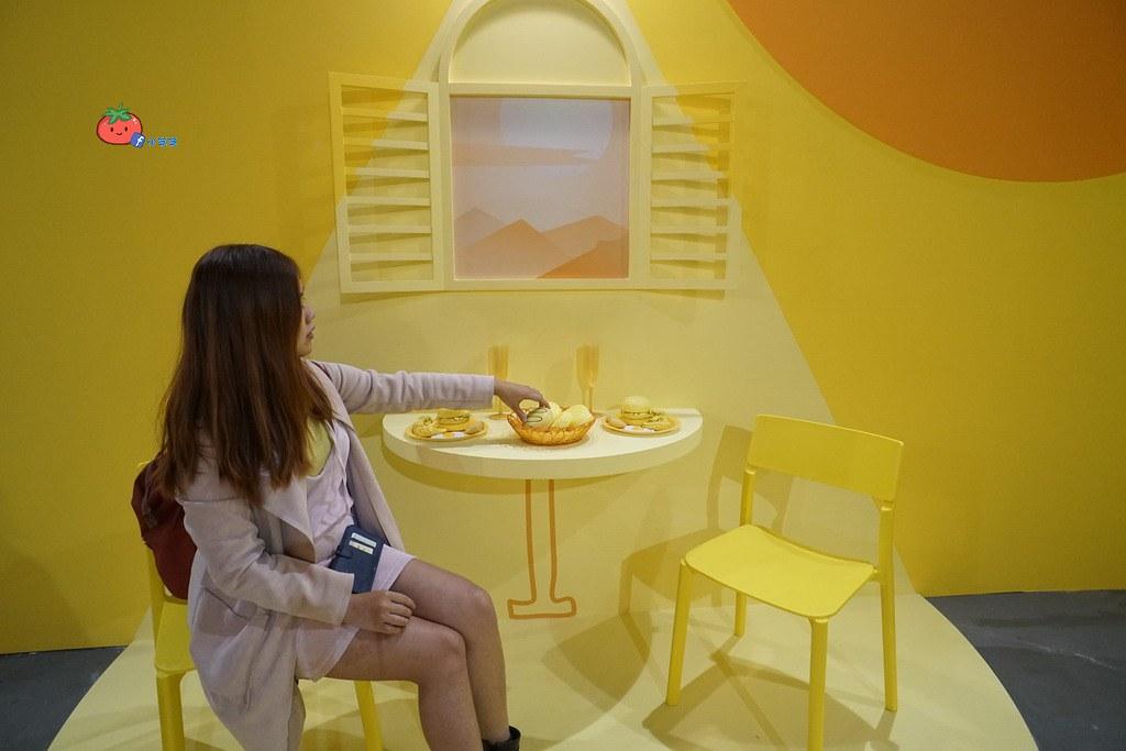 太好拍!IG網美2018必備 色廊展 Color Gallery 打卡勝地 含門票營業時間資訊