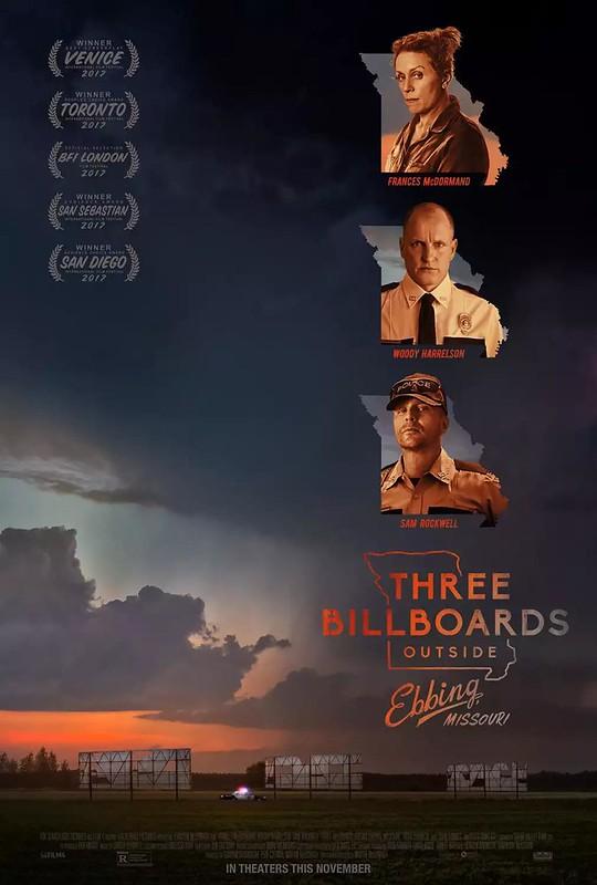 Three Billboards Outside Ebbing, Missouri - Poster 3