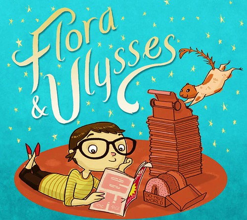 """Flora & Ulysses"" at Orlando Rep"