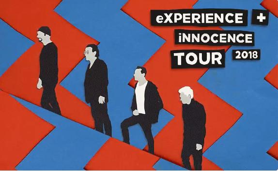 Experience + Innocence Tour 2018 - European leg