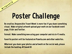Poster Challenge #rtweek18