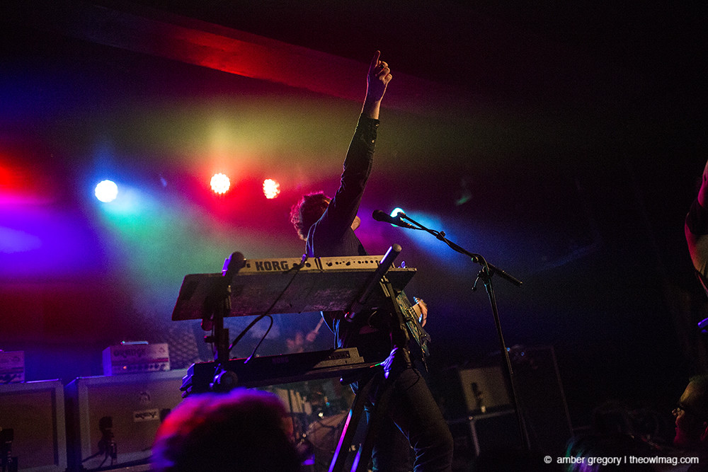 The Wombats @ Wonder Ballroom Portland 012918 05