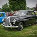Mid Shropshire Vintage Vehicle Show - Wolesley 15/50