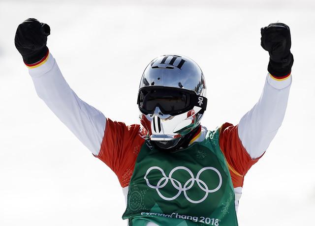 SnowboardCross Regino Hernandez 42