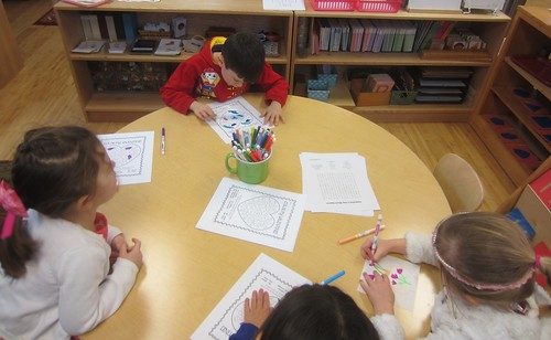 sight word picture coloring