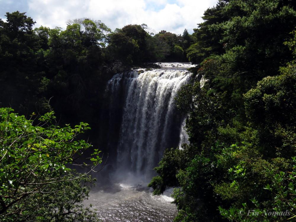 Waterfall Northland New Zealand