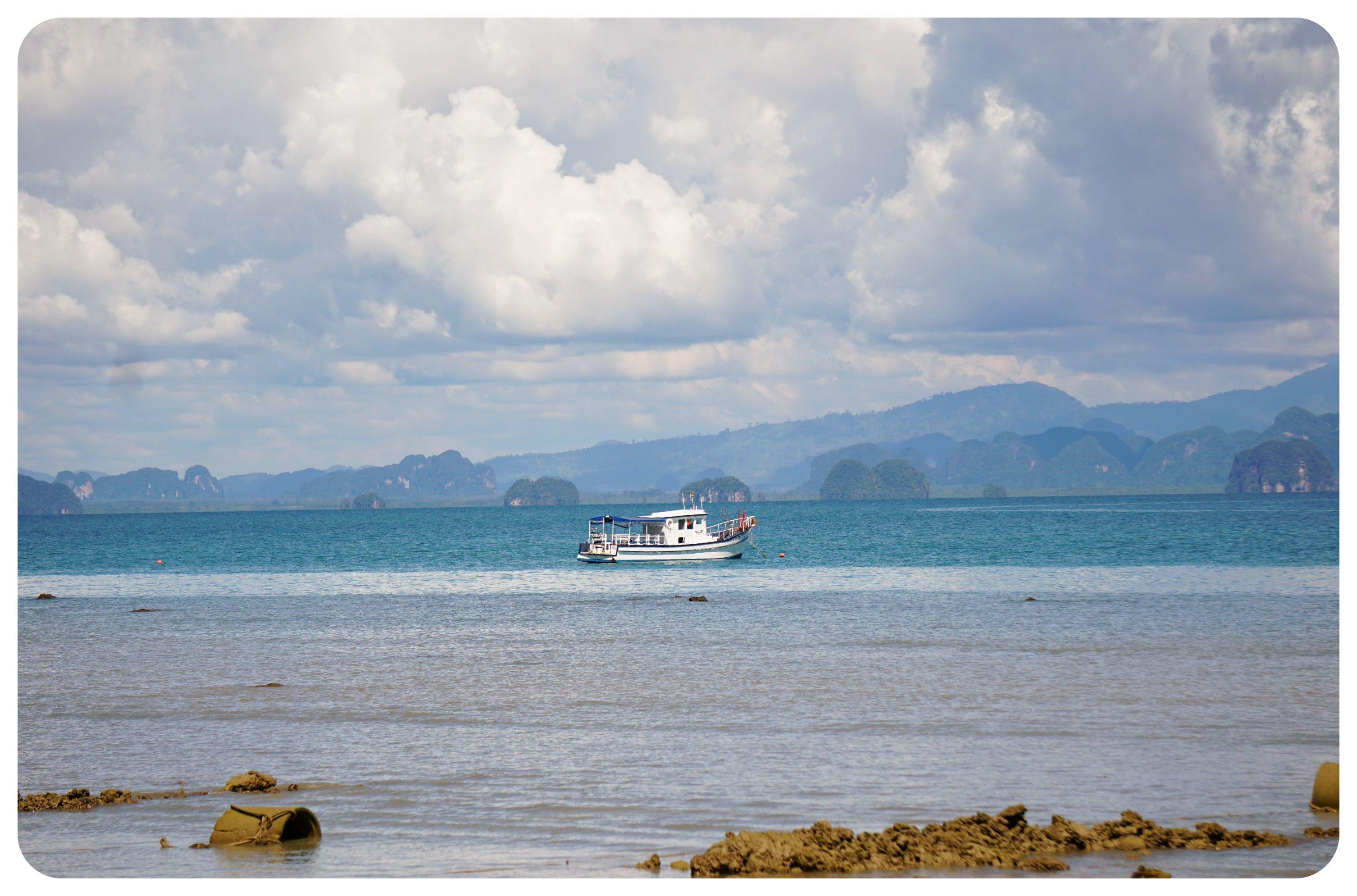 koh yao noi limestone islets