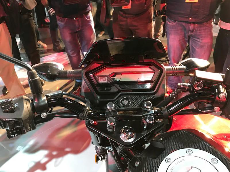 Auto Expo 2018 Motorcycle