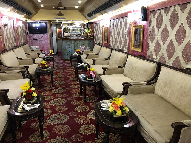 Palace on Wheels, Rajasthan, India, 2018 190