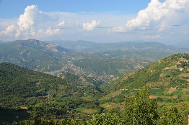 Albanian landscape