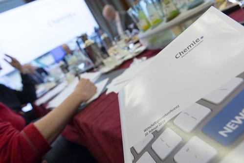 Wirtschaftspressekonferenz 2018 | Chemie-Verbände Baden-Württemberg