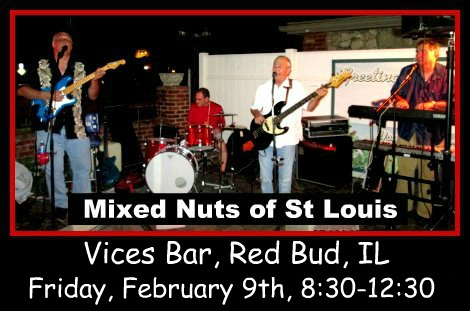 Mixed Nuts of St. Louis 2-9-18