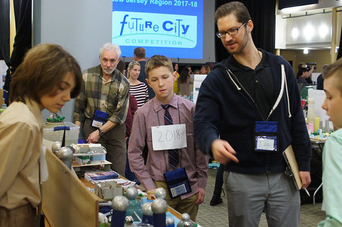 Future City Competition NJ Regional 2018