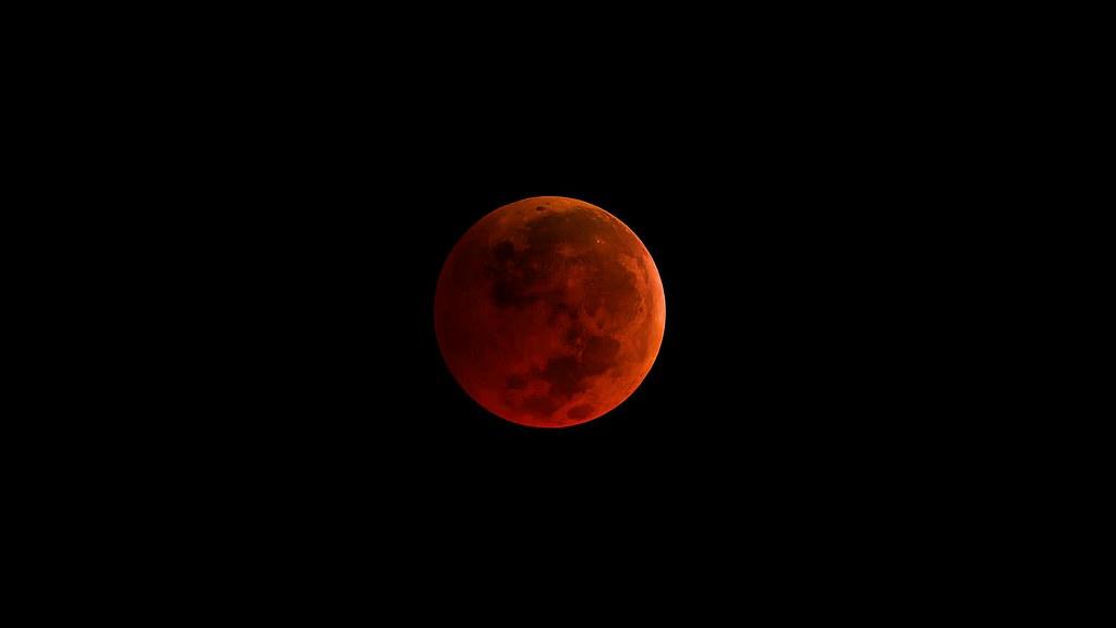 Tout ce que vous devez savoir sur la Lune de sang super bleu de janvier