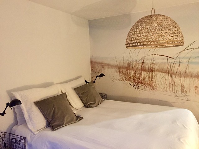Slaapkamer beachstyle