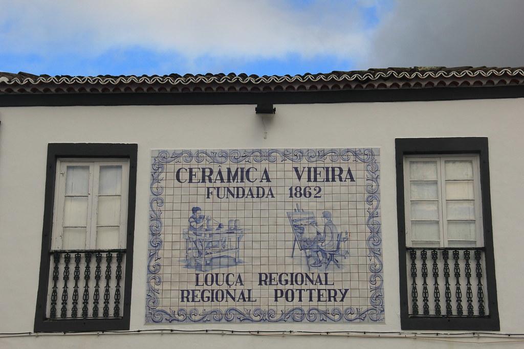 Ceramica Vieira, Lagoa, Sao Miguel