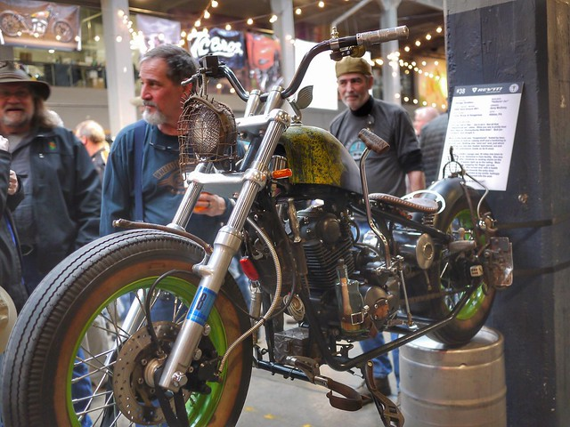 2018 Garage Brewed Moto Show