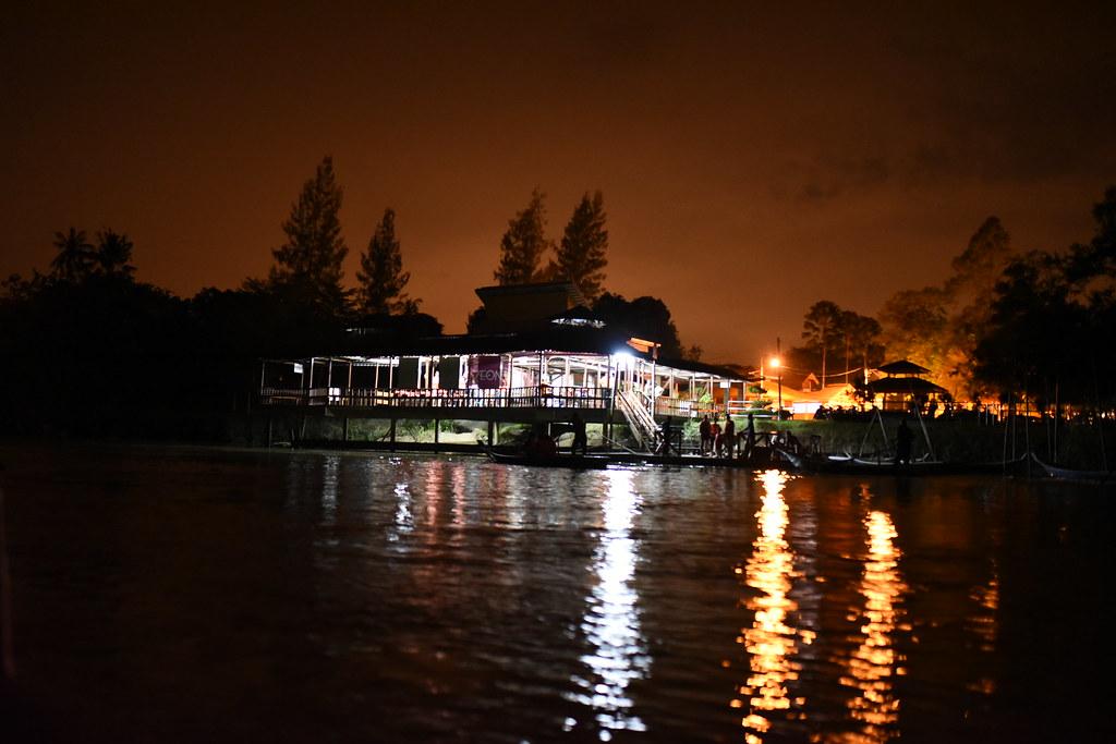 Glittery fireflies tour and dinner, Kuala lumpur travel adventures