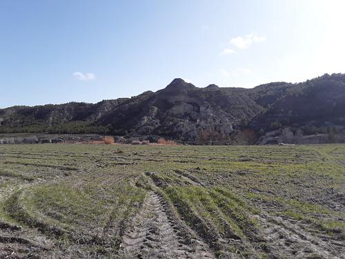 Galera Granada,  camino cortijo el cura , en el altiplano de granada
