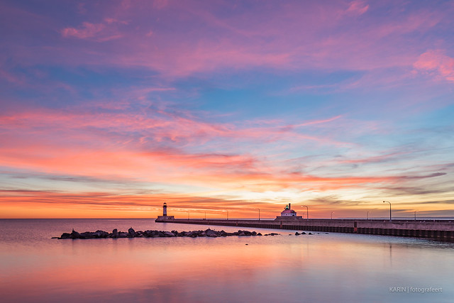 Enchantingl sunrise!