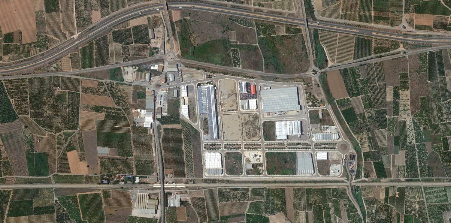 estación de los valles, castellón, multimodalia, después, urbanismo, planeamiento, urbano, desastre, urbanístico, construcción, rotondas, carretera